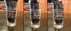 Musical Logo Compilation Glass! by Cowofdoom1