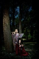 The Musician Fairies by Costurero-Real