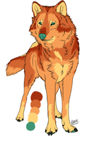 Canine AUCTION 2 -Closed by Cloverpatch-Adopts