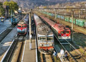 Train HDR by cortexedge