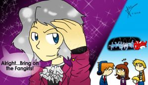 The World Ends With-OBJECTION by Chibidoodles