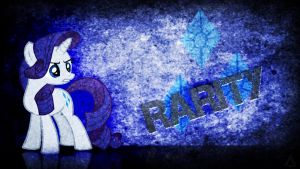 What is surprising,is inside - Rarity Wallpaper by Amoagtasaloquendo