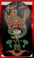 Indian Larry Tribute by thrashantics