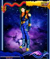 DBCU Super Android 17 V2 by cdzdbzGOKU