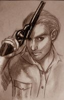 Rick Grimes by Greenticky