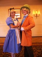 AFO 2010- Alice and Hatter by Fruits-Punch-Samurai