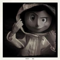 My Coraline Doll 01 by Area29ED6