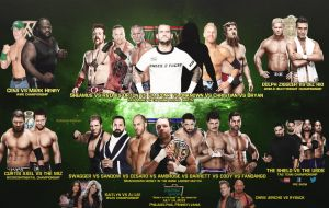 Money in the Bank 2013 match card by mahmoudmontaser