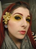Sunflowers by itashleys-makeup