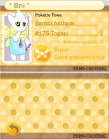 PKMNC TPC- Bambi Anthem by IridescentMirage