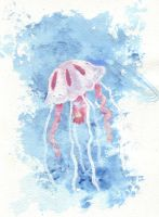 Jelly Fish by Tears4No1