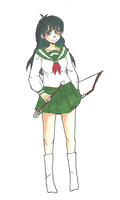 Kagome by snowflare123