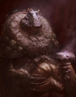 skekAyuk, The Gourmand by BMacSmith