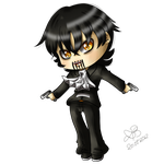 Chibi Madness Death The Kid by Suesanne