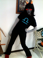 Terezi Halloween Costume by Sea-Lard