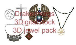 3D jewelpack by 3DigitalStock