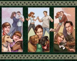 Withers family Christmas gift by ComfortLove