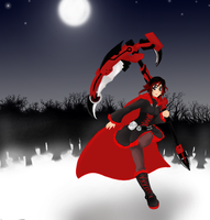 Ruby Rose by Awkward-Hermit