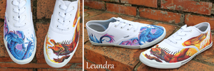A Shoe of Ice and Fire by Leundra