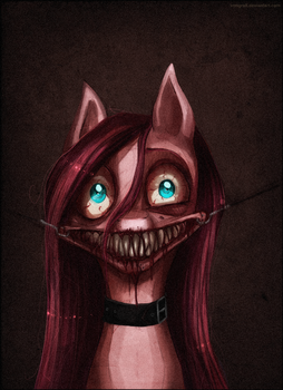 Smile Pinkie! by Vongrell