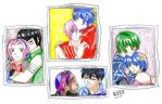 Wall of Couples 2 pt 3 by IsisConstantine