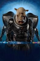 Judoon by ScottPurdy