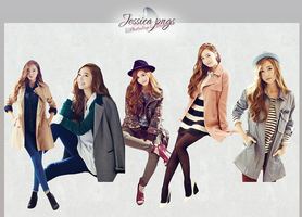 Jessica[soup] pngs by 0dream0