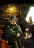 Traditional Irish Pub by Refielle