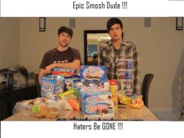 EPIC SMOSH DUDE by Division90