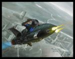 Jet Cycle by shawnrl61