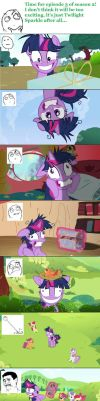 The Twilight of her sanity (and mine) by Brony4Lyfe1