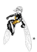 Wasp by theDougArthur