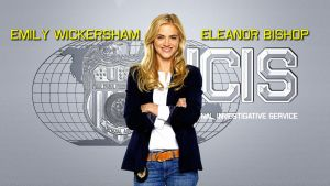 Emily Wickersham Ellie Bishop by Dave-Daring