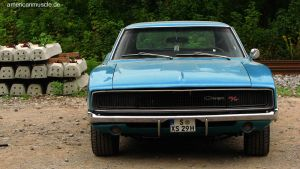 1968.charger IV by AmericanMuscle