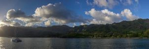 Panorama French Polynesia / Marquesas / Nuku Hiva by PacificHigh