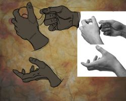 Hand Practice Day 12 by TravisClarke