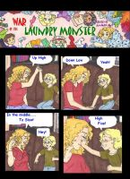 War on the Laundry Monster #7 by MandyDandy-02