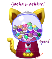 Gacha Machine closed by reaper334