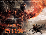 Math of the Titans poster by mephron