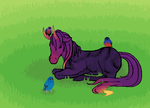 Meadow by anti-social-DEMON