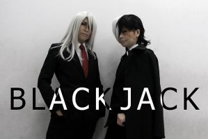 BLACK JACK by fullmetalflower