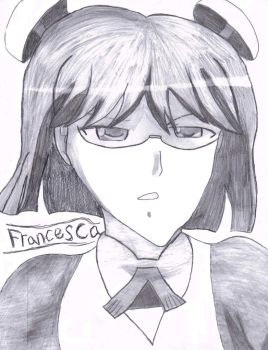F is for Francesca by haruhi65