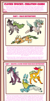 Closed Species: Creation Guide by ThisAccountIsDead462