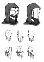 Tormentor's Mask by The-Brade