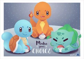 Choose wisely by Mirtilo