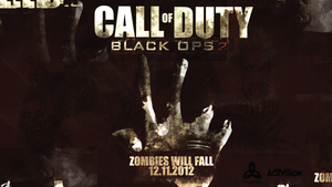 Black Ops 2 - Zombies will fall by JSWoodhams
