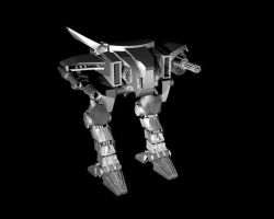 Mech Model -OLD- by Apocca