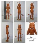 .:Iso figurine prototype:. by Miss-It-Girl