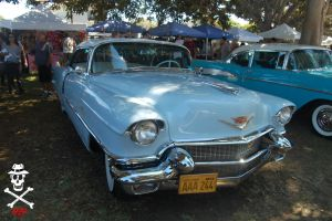 1956 Cadillac series 62 Coupe De Ville by CZProductions