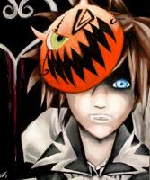 This is Halloween, and Sora by neecolette